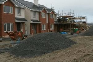 Scaffolding residential