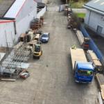 summit scaffolding yard
